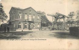 LIEGE - Pont Et Bureau De L'écluse De Coronmeuse. - Liege