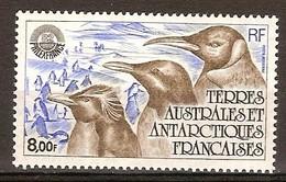 TAAF Terres Australes Et Antarctiques Françaises 1982 Yvertn° LP PA 71 *** MNH Cote 6,10 Euro Faune - Poste Aérienne