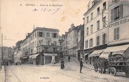 92-SEVRES- PLACE DE LA REPUBLIQUE - Sevres