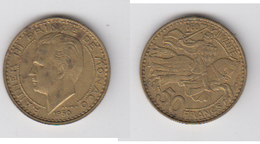 50 FRS 1950 - 1949-1956 Francos Antiguos