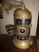 1830-1870 Rare Instrument Utilisé Pour Les Soins De Beauté Des Dames Du Monde Sous Louis Philippe (cuivre-autre Métal) - Accessoires