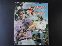 Bob Morane Le Secret Des 7 Temples  Publicitaire Elf  Bon  état + - Bob Morane