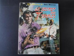 Bob Morane Le Secret Des 7 Temples  Publicitaire Elf  Bon  état - Bob Morane