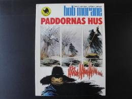 Bob Morane  Paddornas Hus L'empreinte Du Crapaud En Suedois   Tres Bon état - Bob Morane