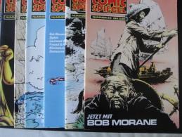 Bob Morane  Der Kaiser Von Macao Histoire Complete In Six Comic Spiegel En  Allemand  Tres Bon état Neuf - Bob Morane