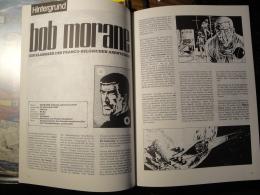 Quatre Pages Sur Bob Morane Et W. Vance In  Comic Spiegel En  Allemand  Tres Bon état Neuf - Bob Morane