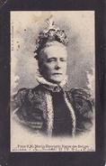 Feue S.M. Marie Henriette Reine Des Belges   1902 - Koninklijke Families
