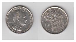1 FR 1960 - 1960-2001 Nouveaux Francs