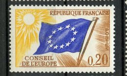 France 1963 20c  Council Of Europe Issue #1O7   MNH - Neufs