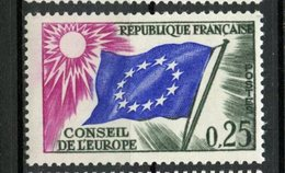 France 1963 25c  Council Of Europe Issue #1O8  MNH - Neufs