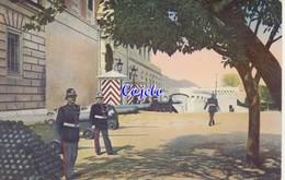 MC - Monaco - L'Entrée Du Palais Et Les Carabiniers - Palais Princier