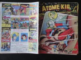 Atome Kid N° 9 Artima GF  Famille Rollinson   Bon état - Arédit & Artima