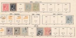 Philipinnes      .            Pagina Met Zegels       .          /           .    Page With Stamps - Filippijnen