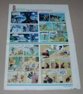 Supplément Spirou Du N° 2120 Supplément De 8 Pages, Réponses De Fournier Aux Questions Des Lecteurs, - Spirou Magazine