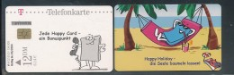 GERMANY M  02  01  Happy Holiday  - Leer - Deutschland