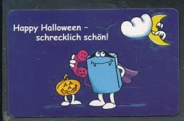 GERMANY M  03  01  Happy Halloween  - Leer - Deutschland