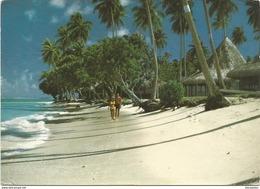 T2896 Polynésie Française - Huahine - Hotel Bali Hai / Viaggiata - Polinesia Francese