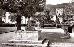 La Neuveville Fontaine De L'adolescent Et La Tour De Rive - BE Berne