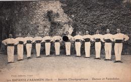 ARAMON  -  Société Chorégraphique - Danses Et Farandoles - Aramon