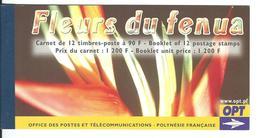 "Polynésie Carnet YT C723 "" Fleurs De Fenua "" 2004 Neuf** - Carnets"