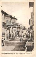 ST ETIENNE DE ST GEOIRS  ( Isere )    LA GRANDE RUE - Other Municipalities