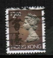 HONG KONG  Scott # 651 VF USED - Hong Kong (...-1997)