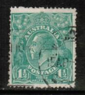 AUSTRALIA  Scott # 25 VF USED - 1913-36 George V: Heads