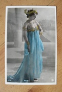 Mata-Hari - CP Colorisée - Superbe Et Rare - Entertainers