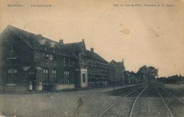 HEUSDEN - TRAMSTATIE - Destelbergen