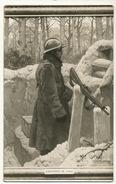 Printemps De 1940 Drole De Guerre Par Georges Leroux Mort à Meudon Neige Armée D' Alsace - Guerra 1939-45
