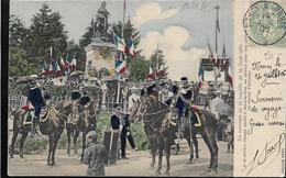 Meurthe Et Moselle MARS LA TOUR Cérémonie En Souvenir De La Bataille 1870   ...G - Autres Communes