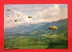 Aviation - Parachutisme - Parachutistes - Divisé/non Circulé - (34) - Paracadutismo