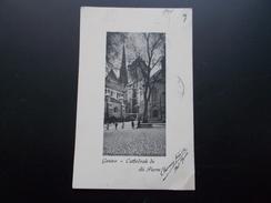 GENEVE  Cathédrale De Saint-Pierre   1908 - GE Ginevra