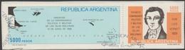 Argentine 1982 Michel 1567/8. Paire. 153 Ans De La Prise De Possession Des Malouines Par L'Argentine - Argentina