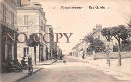(58) Fourchambault - Rue Gambetta - Autres Communes