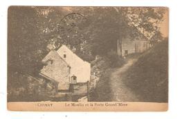 CPA Belgique CHIMAY Moulin & Porte Grand ' Mère - Belgium