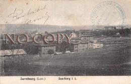 (57) Sarrebourg - Saarburg - Vue Panorama - Sarrebourg