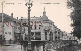 (57) Sarrebourg Saarburg - Französische Vorstadt - Sarrebourg