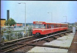 Germany Nurnberg 1978 / Trains / U Bahn / Wagen 438 - Trains