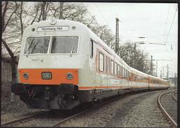 Germany Nurnberg 1983 / Trains / Railway / S Bahn - Trains