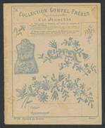- Couverture De Cahier - La Broderie - Compel-Freres - B