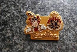 Efteling Pin: 50 Jaar Jubileum - Pins