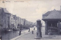 Mechelen Malines - Marché Aux Poissons - Mechelen