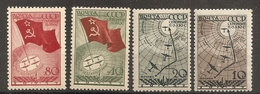 Russia Russie Russland Avia 1938 MNH - 1923-1991 USSR