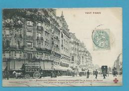 CPA TOUT PARIS 351 - Bld Diderot Ancien Emplacement De La Prison De Mazas (XIIème Arrt.) Edition FLEURY - District 12