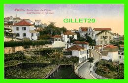 MADEIRA, PORTUGAL - BAIRRO LESTE DA CIDADE - EAST-QUARTER OF THE TOWN - - Madeira