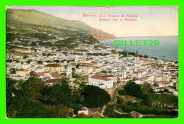 MADEIRA, PORTUGAL - VISTA GENERAL DE FUNCHAL - GENERAL VIEW OF FUNCHAL - - Madeira