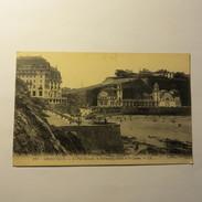50 - GRANVILLE  - Le Plat Gousset, Normandy-hôtel Et Le Casino - Granville