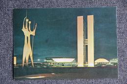 BRASILIA - Edificio Del Congresso - Brasilia