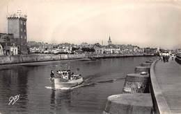 85 - Les Sables- D'Olonne - La Tour D'Arundel - Le Port - Sables D'Olonne
